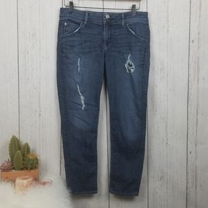 Hudson Jeans collin flap skinny ankle 29
